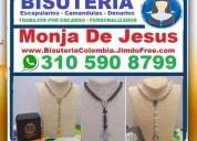 ⭐ bisuteria colombia, rosarios, camandulas, pulser