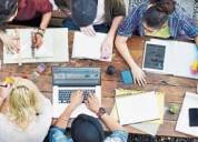Oportunidad de trabajo para estudiantes