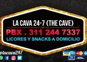 La cava 24/7 the cave