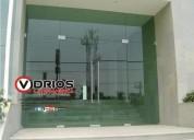 Vidrios arquitectónico para puerta