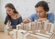 dibujante de arquitectura manual y digital ofrezco