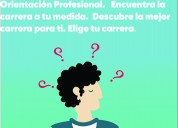 Test vocacional (pick dream)