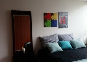 Rento apartamento amoblado bogota. salitre plaza