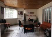 Oficina,quinta camacho, 250m2,casa conservacion