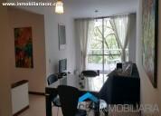 Código ap05(poblado-oviedo) apartamento amoblado e