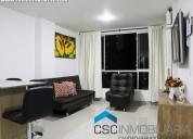 Código ap123(sabaneta) apartamento amoblado en alq