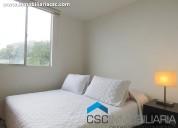 Código ap65(poblado-san julian)apartamento amoblad