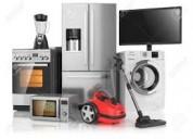 Arreglo electrodomesticos y maquinaria alimentos