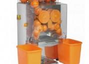 Arreglo maquinas exprimidoras naranja,extractores