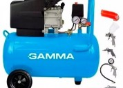 Reparacion compresores de aire y calefactores