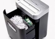 Reparacion de picadoras,destructoras de papel