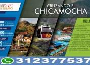 Panachi chicamocha parque nacional en santander co