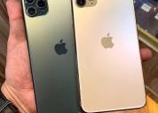 Navidad venta original iphone 11 pro max $300usd