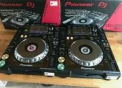 Nuevos pioneer dj cdj2000nxs2 mixer $500usd