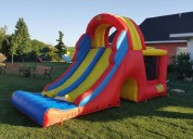 Un inflable seria perfecto en tu evento !