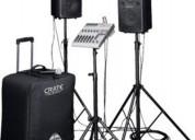 AmplificaciÓn de sonido para tu actividad