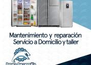 servicio técnico especializado refrigeración barra