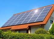 Paneles solares - proyectos de energÍa limpia