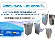 Fabricamos bebederos, fuentes de agua