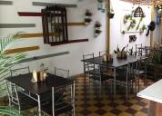 Se vende restaurante o entablé ( precio negociable