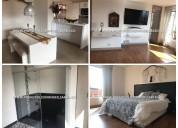 Apartamento amoblado en renta - el poblado cod:<>