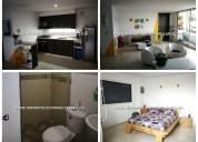 Apartamento amoblado en renta - sabaneta cod:<> 13
