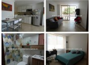 Apartamento amoblado en alquiler - simon bolivar c