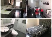 Apartamento amoblado en renta - el poblado el diam