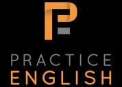Cursos practice english