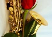 Saxofonista - violinista  para eventos sociales