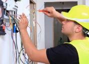 Mantenimiento a redes eléctricas de baja tensión