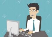 Se solicita personal sin experiencia para trabajar