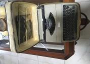 Vendo máquinas de escribir