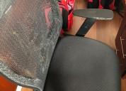mantenimiento y tapiceria para sillas de oficinas