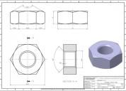 Levantamiento de medidas y planos manuales y digit