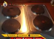 Servicio tecnico de estufas challenger
