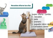 Gimnasio o rascador para gatos