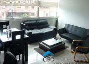 Código ap18(poblado-oviedo) apartamento amoblado e