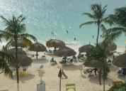Costa linda aruba. vendo 7000$. semana 35. 6 perso