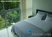 Código ap19(poblado-oviedo) apartamento amoblado e