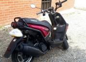 Se vende moto bws modelo 2016