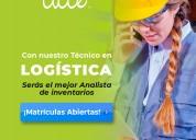 Programas técnicos laboral en logística