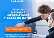 Programa técnico laboral en sistemas informáticos