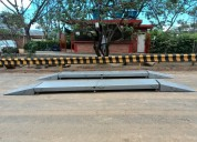 alquiler de bascula pesa por ejes a nivel nacional
