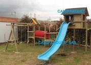 Baratos parques infantiles si usted los instala