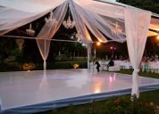 ¡pistas led de baile para fiestas y eventos!