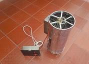Hornillas de calor para sauna1