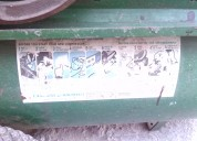 Vendo compresor campbell hausfeld con motor weg de
