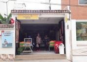 Vendo negocio buen punto en fusagasuga