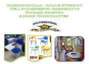 Sillas escolares para primaria